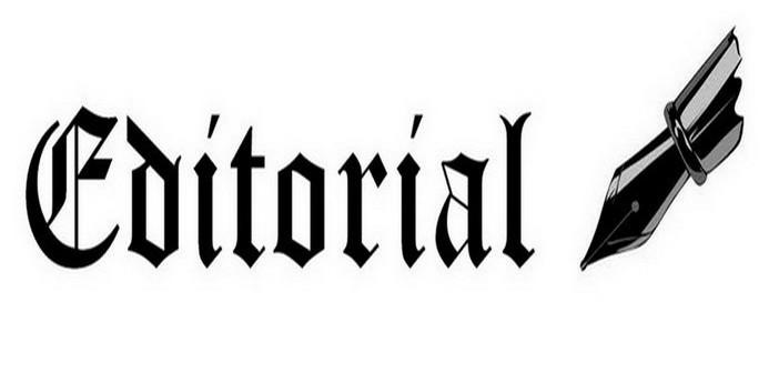 English editorial