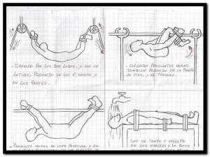 Torture - dessins Ali Aarrass