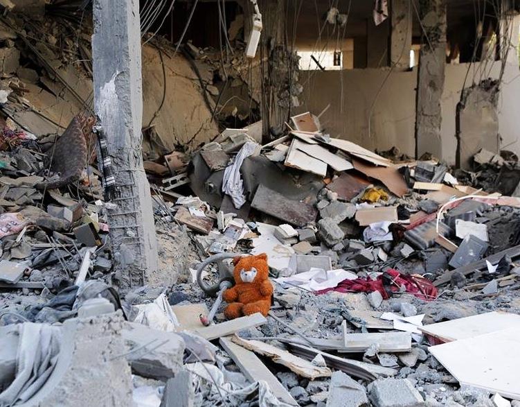 Gaza - Photo Anas BABA 2
