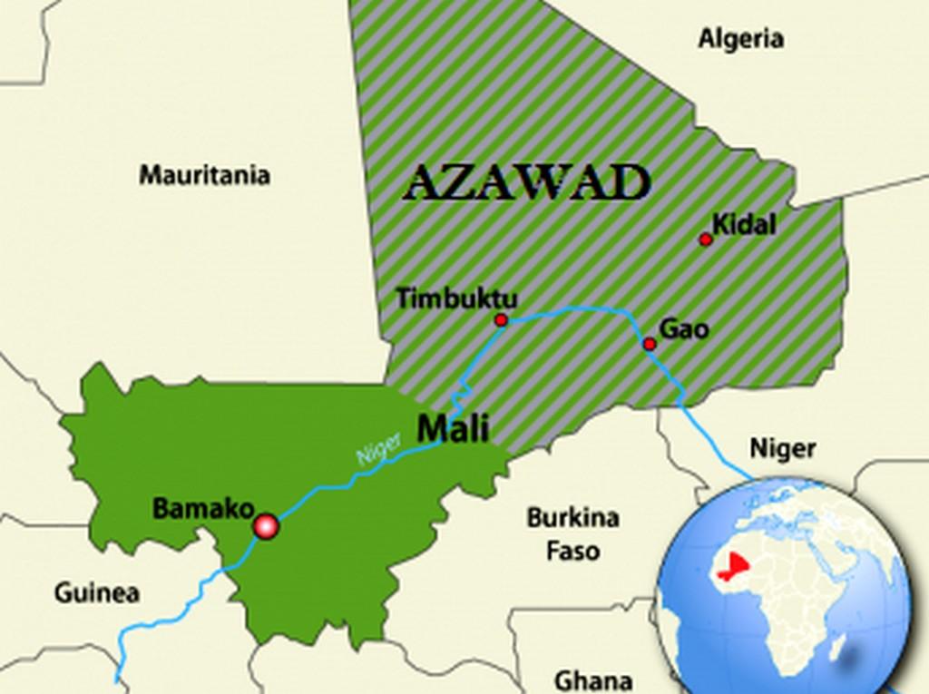 Mali Azawad - Sept. 2014