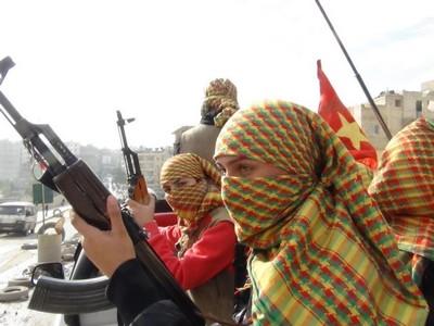 Syrie Kurdes 2