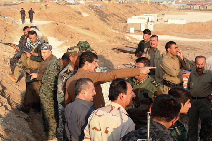 2. Au Kurdistan irakien