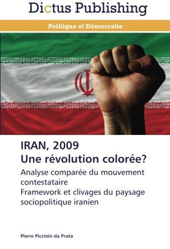 Iran, une révolution colorée