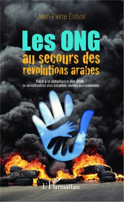 ONG - Révolutions arabes