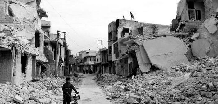 SYRIA - May 2015 - Amhed SAYED