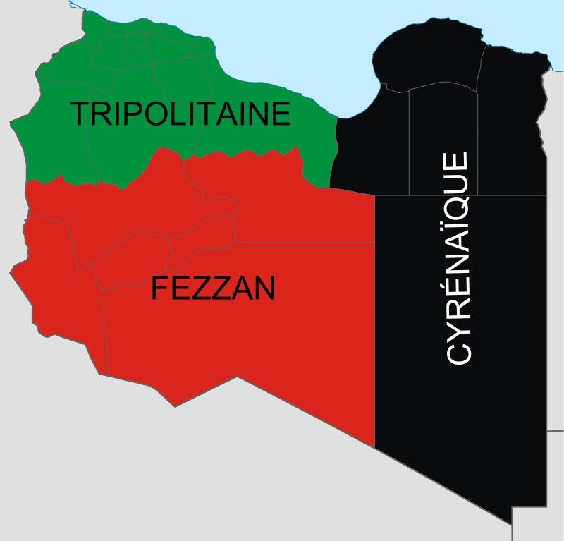 La « Libye », le mythe d'une « non-nation »