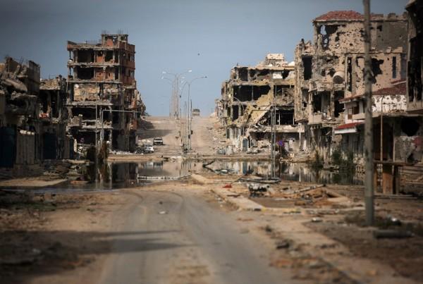 Petite histoire de l'involution libyenne