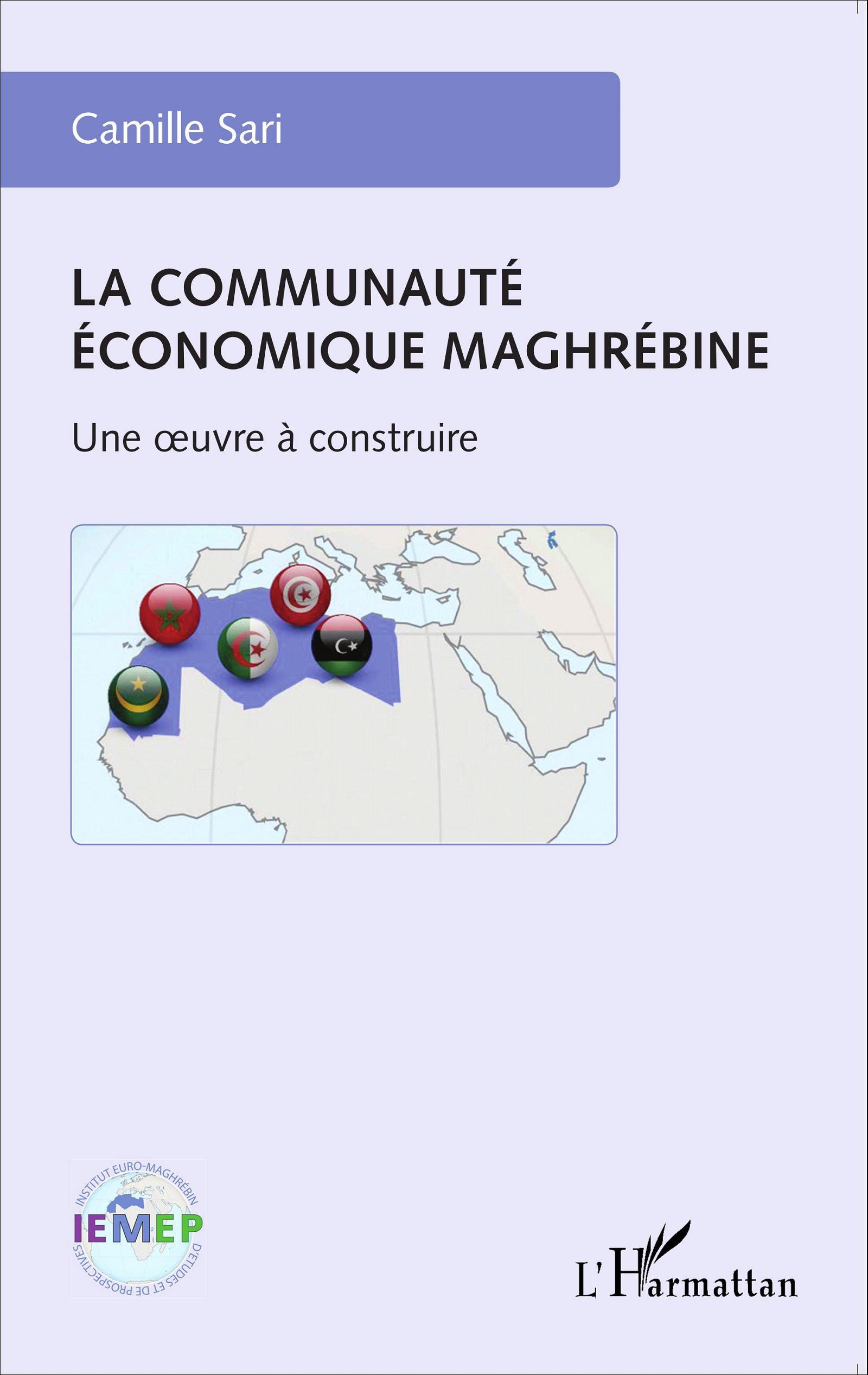 Communauté éco. maghrébine