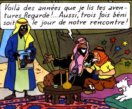 MONDE ARABE - Octobre 2015 - Louis BLIN'