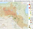 ARAB WORLD MAP (Kurdistan) - May 2016 - Emmanuel PENE [464729]