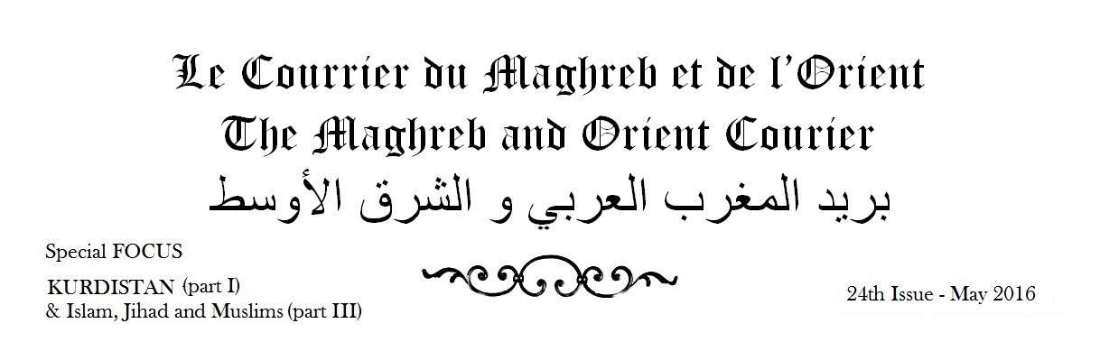 The Maghreb and Orient Courier
