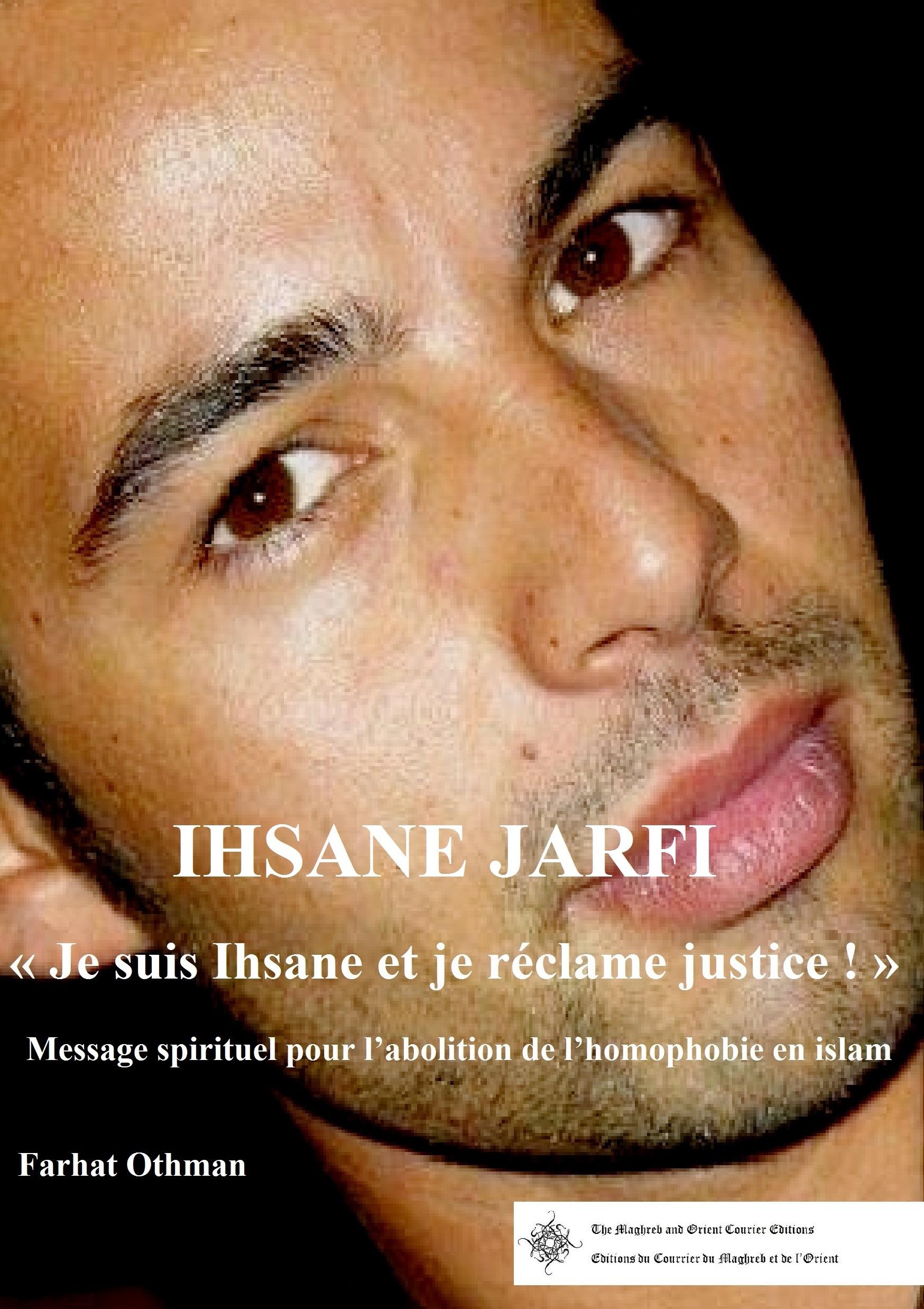 Je suis Ihsane (Farhat OTHMAN) - Couverture (recto)[4656498]