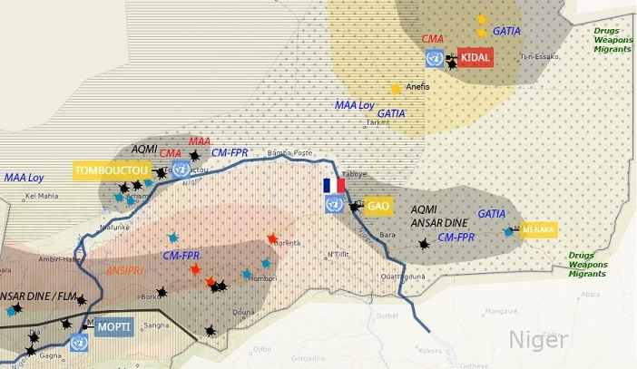 ARAB WORLD MAPS – Mali: a new Somalia | The Maghreb and Orient Courier