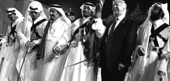 MONDE ARABE – Six mois, et Donald Trump brouille encore les pistes…