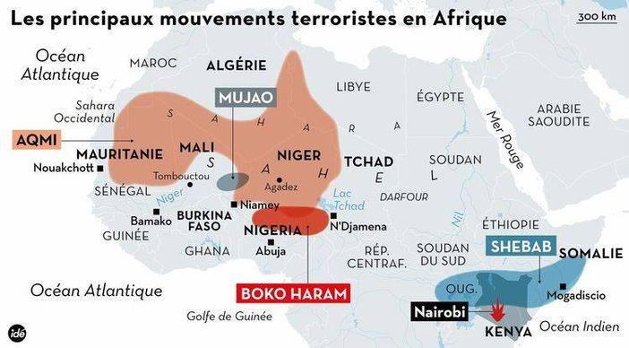 DJIHADISME – Le Sahel, où se rencontrent terrorisme et criminalité   The  Maghreb and Orient Courier