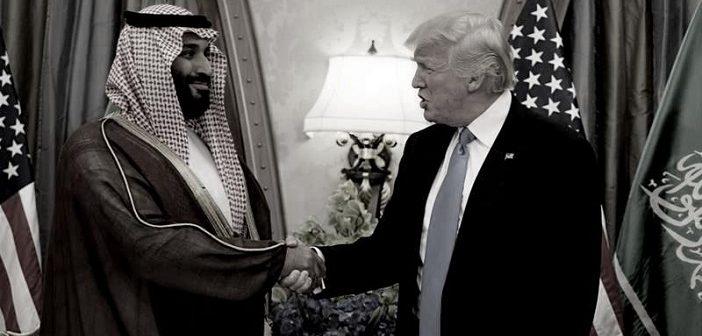 ARABIE SAOUDITE – Mohammad Ben Salman, l'homme pressé (1/2) – Ses parrains